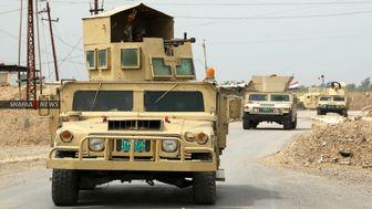حمله داعش به مقر ارتش در غرب عراق