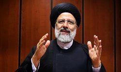 حجت الاسلام رئیسی در نقطه صفر مرزی فلسطین/عکس