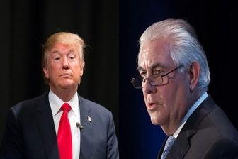 نارضایتی ترامپ از عملکرد تیلرسون و کوهن