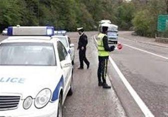 پیامک تخلف از مقررات به رانندگان خاطی ارسال میشود