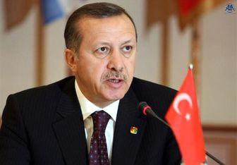 اردوغان: برای پیشرفت ترکیه به کردهای سوریه حمله کردیم