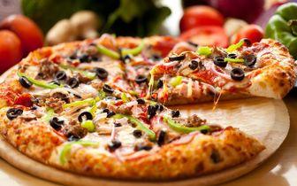 پیتزایی مخصوص گیاهخواران + طرز تهیه