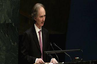 الوطن: نماینده سازمان ملل در امور سوریه به ایران سفر می کند