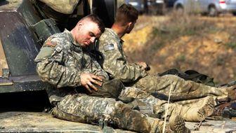 بیش از ۴۵ هزار کهنه سرباز آمریکایی خودکشی کردهاند