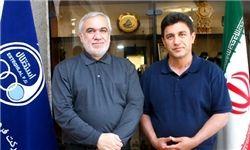 فتحاللهزاده بودجه استقلال را پیشنهاد داد