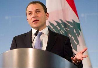 تأکید «جبران باسیل» بر لزوم بازگشت سوریه به اتحادیه عرب