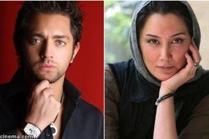 قراردادهای مالکیتی هدیه تهرانی و بهرام رادان