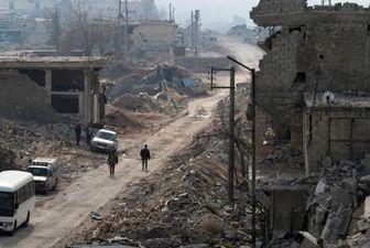 ایران در آزاد سازی حلب متهم شد!