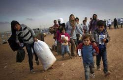 700 هزار نفر در سوریه آواره شده اند