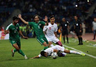دیدار با عراق بدترین بازی تیم ملی ایران بود