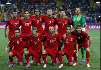 پیروزی پرگل پرتغال مقابل آذربایجان بدون حضور رونالدو