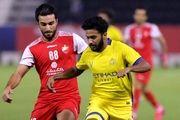 جزئیات شکایت باشگاه النصر از پرسپولیس