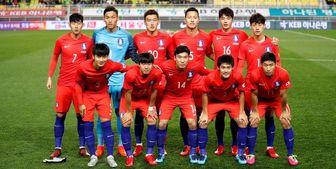 گل پیروزی بخش کره جنوبی به لبنان+ فیلم
