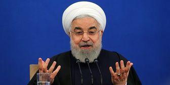 هدیه روحانی به خبرنگاران