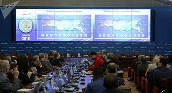 ۱۵۰۰ ناظر خارجی انتخابات روسیه را رصد میکنند