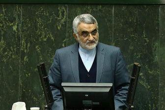 شروط رئیس کمیسیون امنیت برای پخش اظهارات ظریف