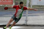 مقام قهرمان شیری در مسابقات دوومیدانی هند