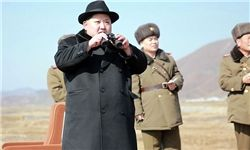 تائید کره شمالی بر شلیک موشک بالستیک از زیردریایی