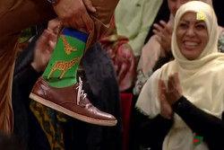 جورابهای رامبد جوان باز هم سوژه شد!