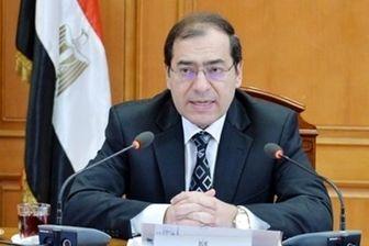 وزیر انرژی مصر به تلآویو رفت