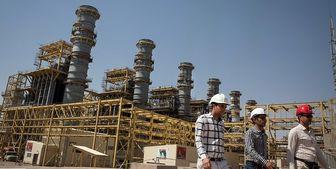بهره برداری از نیروگاه گازی زاهدان