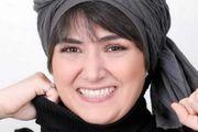 گریم سنگین خانم بازیگر در «ملکه گدایان» /عکس