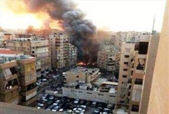 جزئیات جدید از انفجار تروریستی جنوب بیروت