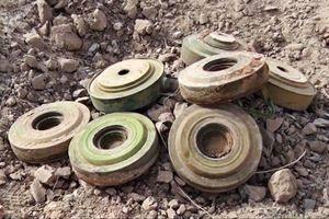انفجار مین در خوزستان