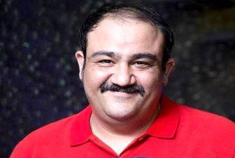 مهران غفوریان با رامبد جوان همکار شد /عکس