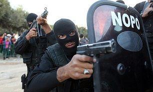 فرار جنون آمیز سارق پیکان سوار در خیابانهای پایتخت