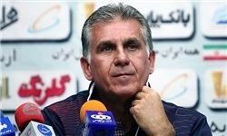 جوانان تیم ملی آینده فوتبال ایران هستند