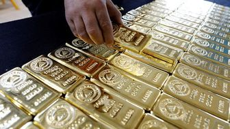 کاهش قیمت طلا در بازار جهانی در 2 آذر 97