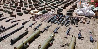 تسلیحات به دست تروریستها در سوریه نرسید