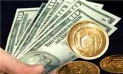 قیمت طلا، سکه و ارز ۹۲/۶ / ۳۱