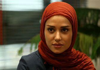 گریم خانم بازیگر در شهرزاد 2/ عکس