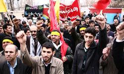 تجمع دانشجویان تهرانی مقابل سفارت عربستان