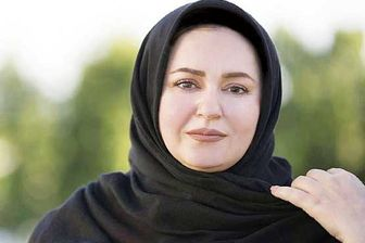 نعیمه نظام دوست در کنار رفقای صمیمی /عکس