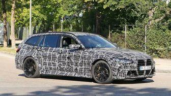معرفی خودروی جدید شرکت BMW سری M3 به نام Touring Spied