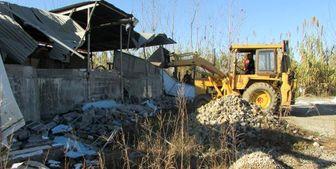 رفع تصرف از 91 هزار و 778 متر مربع از اراضی ملی در فیروزکوه