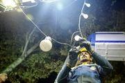 جمعآوری لامپهای اضافه در فارس/ گزارش تصویری