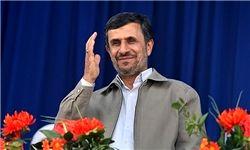 توصیه احمدینژاد به شیاطین