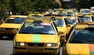 استقرار گشت ویژه برای شناسایی تاکسیهای فاقد پروانه هوشمند
