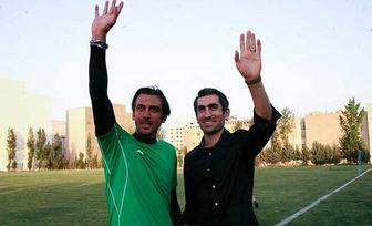 موضع عجیب باشگاه استقلال در مورد دو کاپیتان!