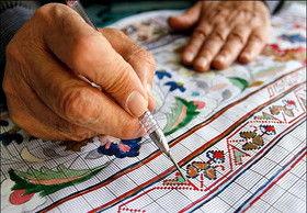 فرش کلاردشت هنری درآمیخته با فرهنگ اصیل ایرانی