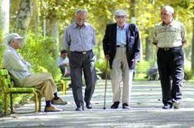 جامعه ایران رو به پیری می رود
