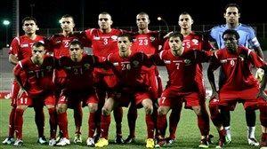 امیدواری عجیب تیم ملی فلسطین در امارات