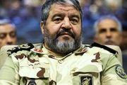 سردار جلالی: سیاست آمریکا ورود به جنگ نظامی با ایران نیست
