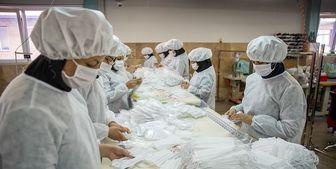 تولید روزانه 5 هزار ماسک به دست دانشجویان در لانه جاسوسی سابق آمریکا