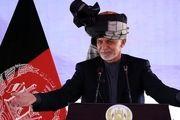 اشرف غنی: طالبان هیچگاه پیروز نخواهد شد