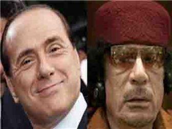 ایتالیا دارایی خانواده قذافی را مصادره کرد